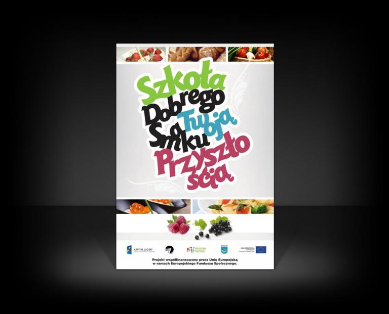 Plakat Szkoła Dobrego Smaku